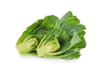 western vegetables