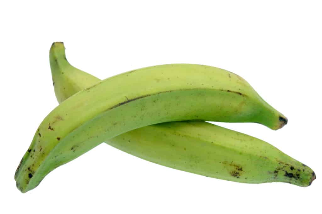 PLANTAINS GREEENS