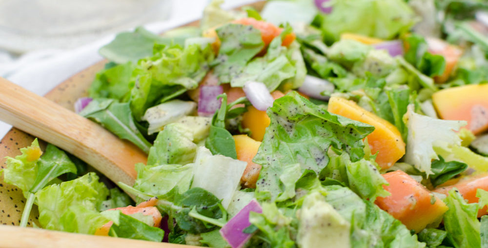 Papaya & Avocado Salad