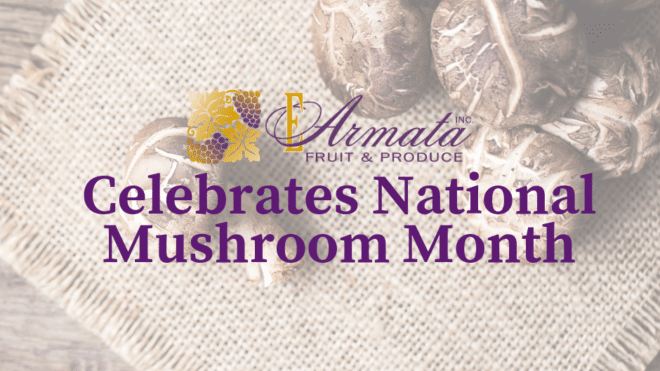 September is National Mushroom Month