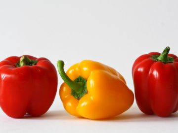 It's National Pepper Month