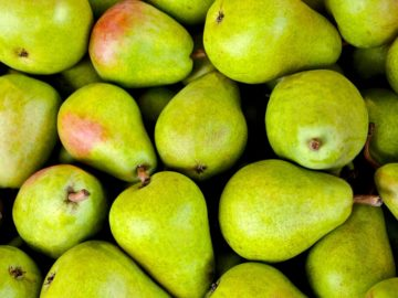 National Pear Month