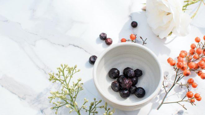 Winter Berry Recipes