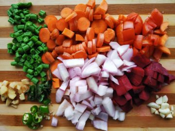 Healthy Veggie Dishes To Try During The Holidays